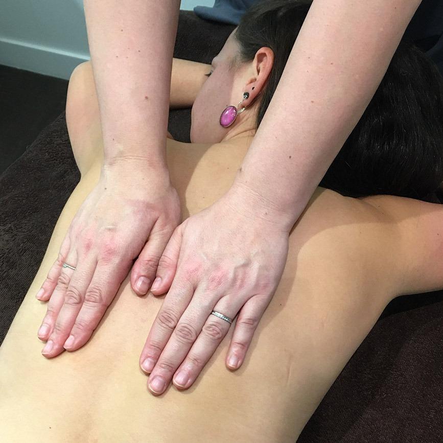 soins massage